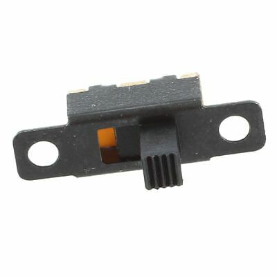 $9.99 • Buy Slide Switch 20pcs 5V 0.3 A Mini Black SPDT Small DIY Power Electronic Projects