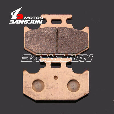 $25 • Buy Motorcycle Rear Metal Brake Pads For DT125/X 05-07 XG250 04-06 YZ125 90-97