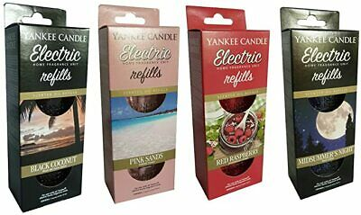 Yankee Candle Electric Plug In Refill..Buy 2 Get 10% OFF Air Freshener • 9.29£