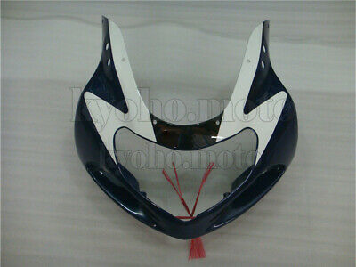 $149 • Buy Injection Front Nose Cowl Upper Fairing Fit For 00-02 GSXR1000 01-03 GSXR600/750