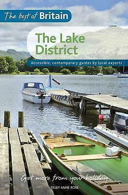 The Lake District (Best Of Britain), Rose, Lesley Anne, New Book • 6.77£