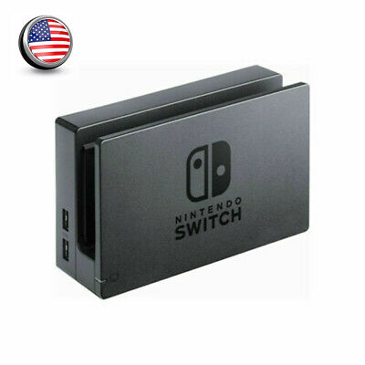 $45.99 • Buy For Nintendo Switch Dock Only - Black Brand New