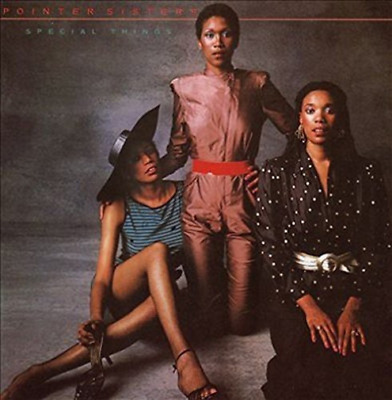 Pointer Sisters, The - Special Thing CD NEW • 16.88£
