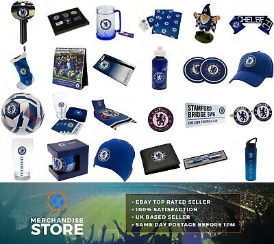 Chelsea FC Official Merchandise Gift Ideas Free Postage Birthday Fathers Day  • 15.99£