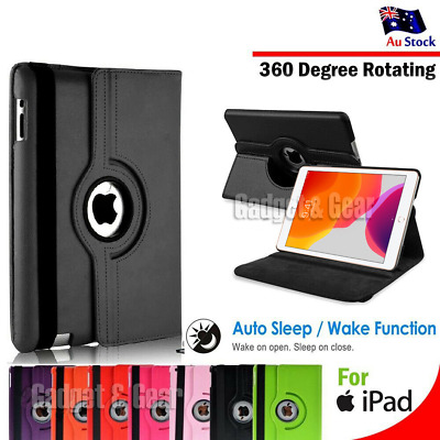 AU14.99 • Buy For Apple IPad Pro 11 12.9 Inch 2020/21 360 Rotate Smart Leather Flip Case Cover
