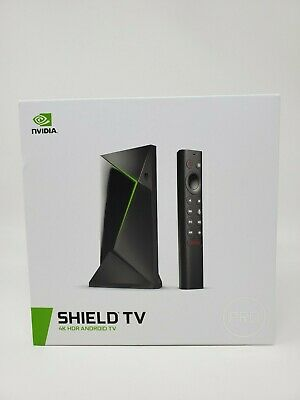 $ CDN371.33 • Buy NVIDIA | SHIELD TV Pro 2019 | 4K HDR Android  TV | Streaming Media Player | NEW