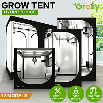AU139 • Buy New Au Hydroponics Grow Light Tent Metal Pole Super Reflective Mylar Grow Room
