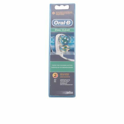 AU22.45 • Buy Oral-B Dual Clean Brush Head 2 Units Unisex