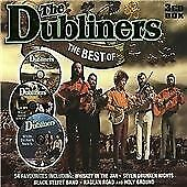 THE DUBLINERS - The Best Of CD 3 Discs BRAND NEW SEALED • 8.95£