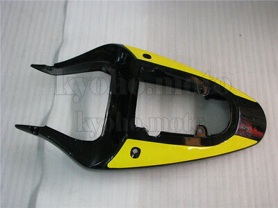 $155 • Buy Rear Tail Cowl Fairing Fit For SUZUKI GSX-R 600 750 Injection 01-03 Black Yellow