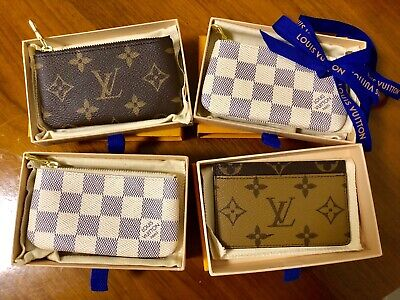 AU500 • Buy Louis Vuitton Limited Edition Reverse Monogram Card Holder Brand New