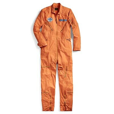 $715.50 • Buy RRL Ralph Lauren 1960s Inspired Limited Edition Flight Suit Coverall-M