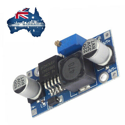 AU7.95 • Buy LM2596 DC-DC Adjustable Buck-Converter Step Down Power Supply Module 1.25-30V