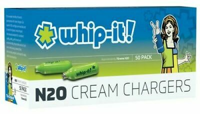 $ CDN50.84 • Buy Whip-It! 50 Pack, Single Box / N20 CREAM CHARGERS