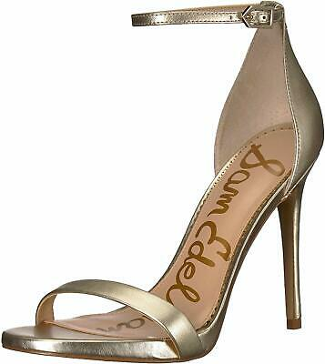 $ CDN46.77 • Buy Sam Edelman Ariella Women's Jute Metallic Heeled Sandal 8.5M NW/OB