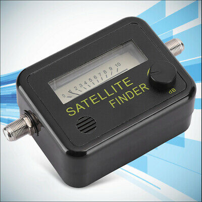 Digital Satellite Finder Signal Strength Meter 950 MHz-2150 MHz Sat For TV 9501 • 7.82£