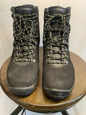 $150 • Buy Haix Men's Size 10 Black Missoula Firefighter Boots Pre-Owned