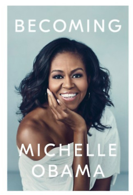 $17.88 • Buy Becoming By Michelle Obama - Hardcover 2018