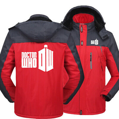 Size Sm//Md NEW Tenth 10th Doctor Who David Tennant Mens Jacket Licensed Replica