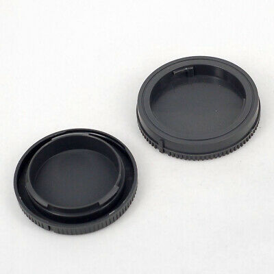 $ CDN9.81 • Buy 10 Sets For Sony E Mount NEX A6000 A7 A7R A7II-A7S Camera Rear Lens And Body Cap