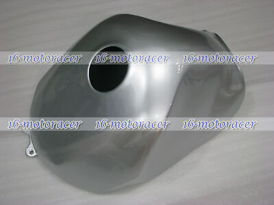 $196.56 • Buy Gas Fuel Tank Cover Fairing For 2003-2004 Suzuki GSXR 1000 Injection Silver A#01