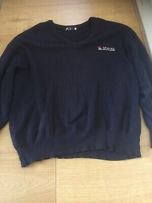 National Express / Travel Midland Metro Jumper Extra Large Size • 0.99£
