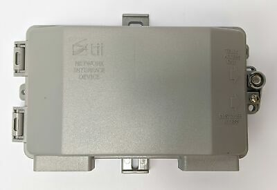 Sylvania Telephone Network Interface Device Protector NID SNID 1 PR NEW CP-700