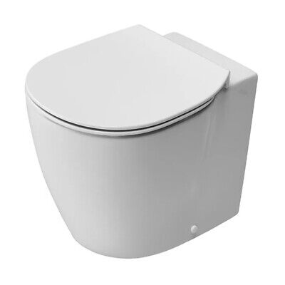 Ideal Standard Concept Aquablade Back To Wall Toilet WC 550mm Projection Slim -  • 337.95£