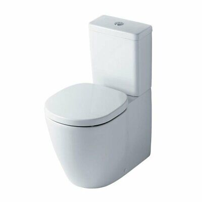 Ideal Standard Concept Aquablade Cube Close Coupled Back To Wall Toilet Cistern  • 481.95£