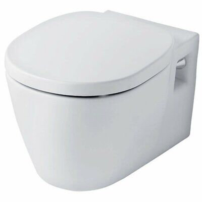 Ideal Standard Concept Wall Hung Toilet With Standard Seat 545mm Projection Whit • 411.95£