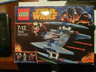 AU49 • Buy Lego Star Wars 75041 Vulture Droid With Box