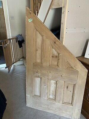 £200 • Buy Reclaimed Victorian Under Stairs Angled Panel