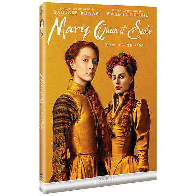 $20.30 • Buy Mary Queen Of Scots DVD 2018 - DVD: 1 (US & Canada)