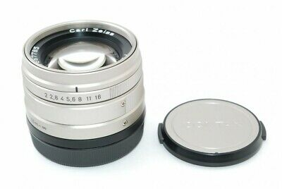 $398 • Buy Contax Carl Zeiss Planar T* 45mm F2 For G1 G2 Mint!! From Japan 20056571
