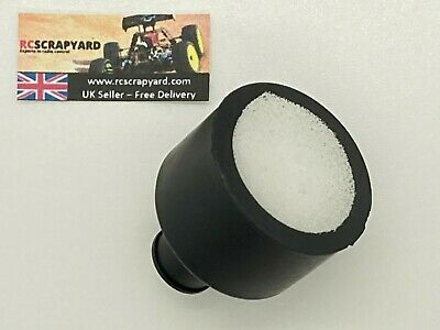 £3.19 • Buy Nitro Engine 1/10th RC Fine Foam Air Filter For RC Engines Up To .18 - From UK
