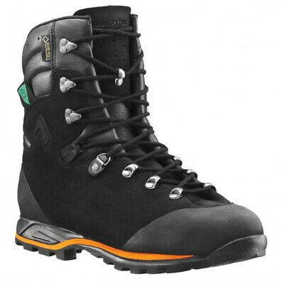 Haix Protector Forest Black Class 2 Chainsaw Boot • 205£