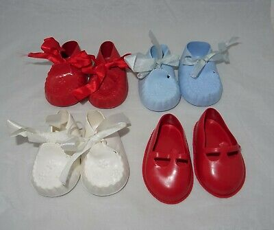 Vintage Cinderella Doll Shoes. Booties & Debutante Shoes Size 3 • 3£