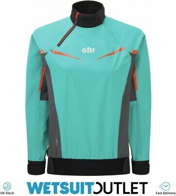 Gill Womens Pro Top - Turquoise - Breathable Waterproof Sprayproof • 81.20£