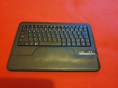 Bluetooth Keyboard Compatible For Samsung Galaxy Note 10.1  Tablet Ex Condition • 7.99£
