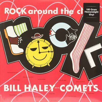 Rock Around The Clock  BILL HALEY AND HIS COMETS Vinyl Record • 14.95£