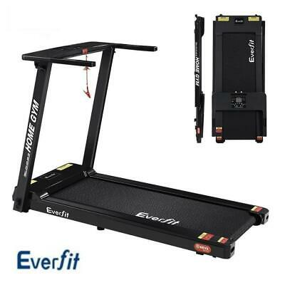 AU368 • Buy Everfit Electric Treadmill Home Gym Exercise Machine Fitness Equipment Compact