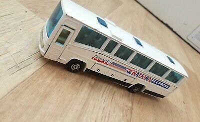 Corgi 769; Plaxton Paramount Coach; National Express, Rapide; Very Good Unboxed • 1.99£