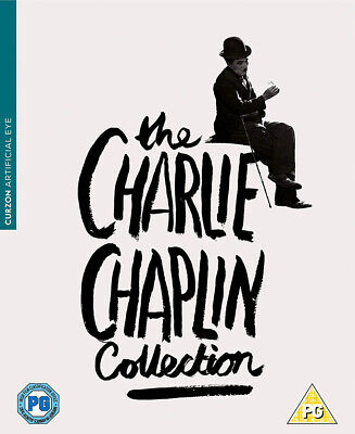 The Charlie Chaplin Collection (11 Films) DVD | (1921) • 36.95£