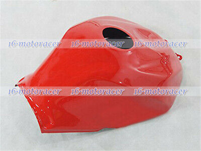 $175.50 • Buy Gas Fuel Tank Cover Fairing For 2004-2005 Suzuki GSXR 600/750 Injection Red A#07