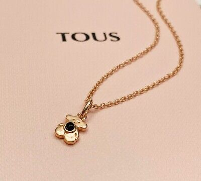 $49 • Buy 812452520 Authentic Brand New Tous Real Sisy Vermeil Necklace