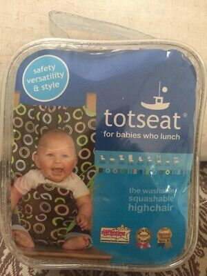 Totseat Pockit / Travel High Chair  • 2.60£