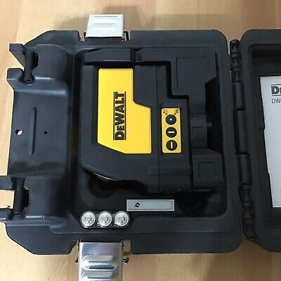 $200 • Buy DeWalt DW0822 Electronic Self-Leveling Cross Line And Plumb Laser