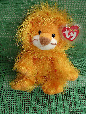£3.99 • Buy TY PUNKIES Kitty The Lion (Retired) MWMT 2003