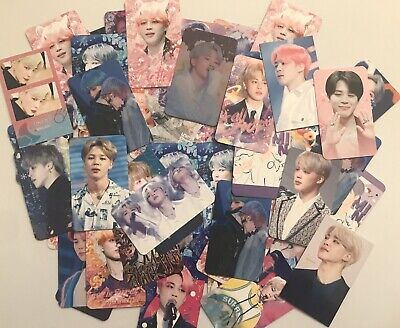 $5 • Buy BTS 5 Fanmade Photocards