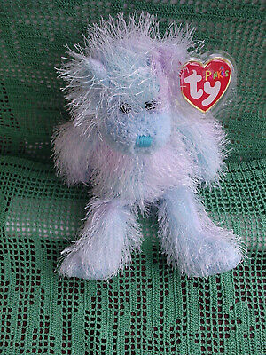 TY PUNKIES Twizzles The Bear (Retired) 2002 • 3.99£